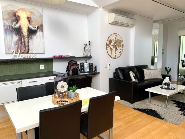 WesleyCare Coomera kitchen and dining