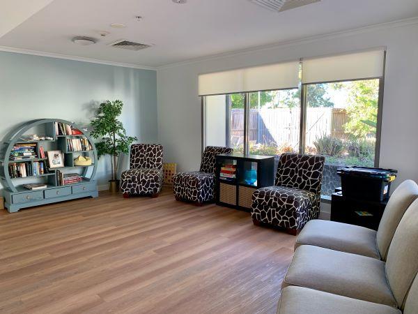 WesleyCare Coomera living room