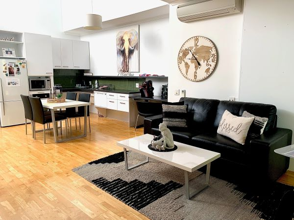 WesleyCare Coomera lounge and dining room