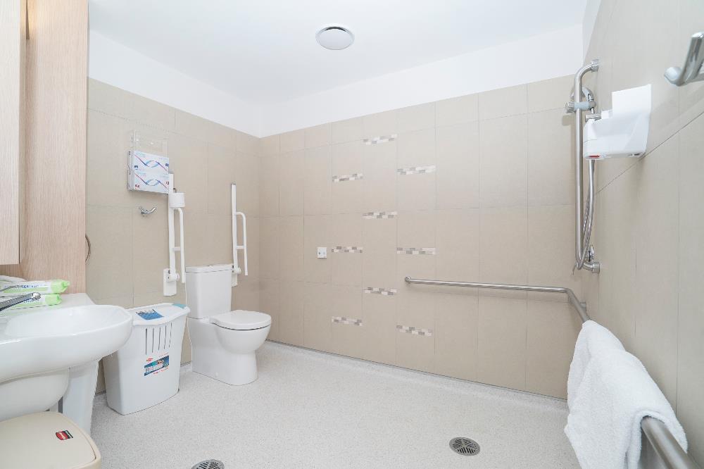 WesleyCare Jindalee bathroom
