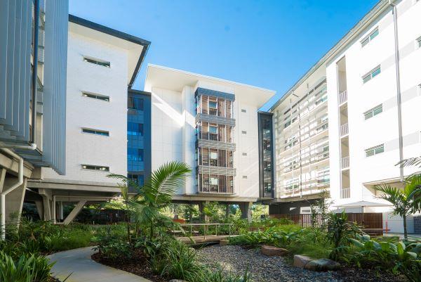 WesleyCare Jindalee building