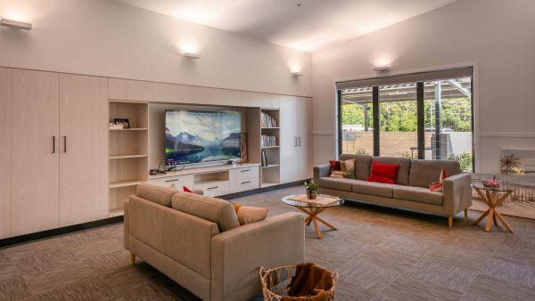 WesleyCare Maroochydore lounge room