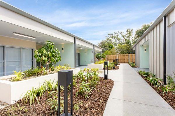 Wynnum Apartments exterior