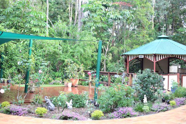Calming gardens