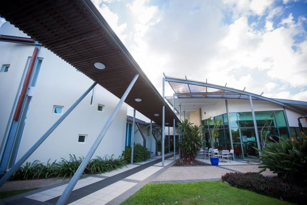 Exterior at Anam Cara residential aged care community