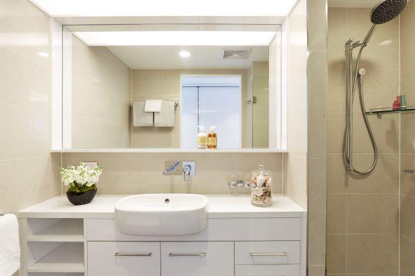 Bathroom at Aldersgate