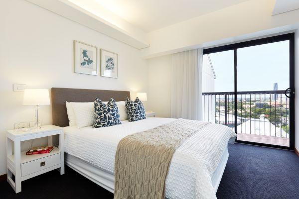 Bedroom at Aldersgate